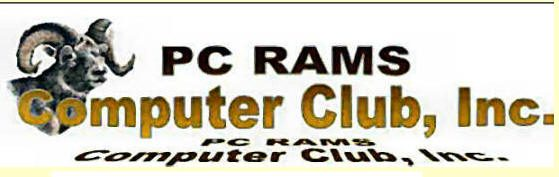 PC Rams Computer Club